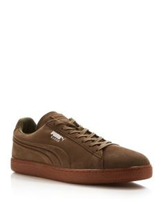PUMA Embossed Suede Classic Sneakers.  puma  shoes  sneakers b2ee119516
