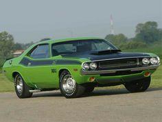 70 Dodge Challenger T/A