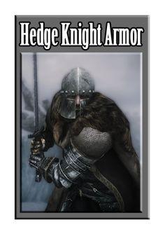 Hedge Knight Armor