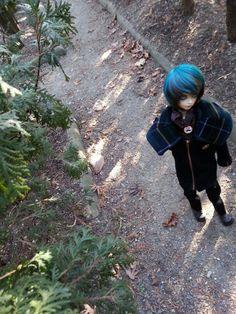 [basari]숲속에서