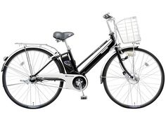 Panasonic's electric bicycle - rode this in Japan and now I really want one...