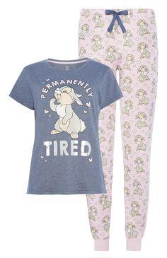 Primark Official Disney Toy story White//Pink Camisole Pyjama set Nightwear Ladie