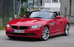 BMW Z4 nip/tuck spotted