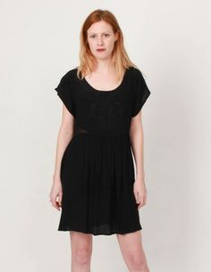 Counting Stars Dress in Black