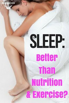 sleep more important than diet and exercise? Is sleep more important than diet and exercise? Is sleep more important than diet and exercise? Nutrition And Mental Health, Fitness Nutrition, Fitness Tips, Health Tips, Health And Wellness, Body Fitness, Health Benefits, National Sleep Foundation, Sleep Remedies