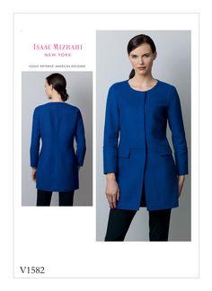 V1582 | Vogue Patterns | Sewing Patterns