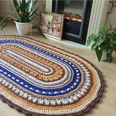 Quem não pira num grandão assim?! Da @lianaknit  Bom dia! #crochet #crochê #crocheting #fiodemalhaecologico #fiodemalha #handmade #feitoamão #instacrochet #inspiração #inspiration by _nataliasalgado