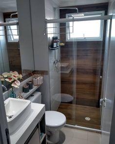 Minimalist House Design, Minimalist Home, Bathroom Design Small, Bathroom Interior Design, Home Room Design, Diy Bathroom Remodel, Bathroom Organisation, Home Decor Furniture, Decoration
