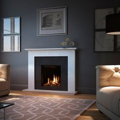 Latest No Cost gas Fireplace Remodel Suggestions Global BF Balanced Flue Gas Fire Home Fireplace, Fireplace Remodel, Gas Fireplace Ideas Living Rooms, Snug Room, New Living Room, Log Burner Living Room, Gas Fires, Living Room Designs, Living Room Orange