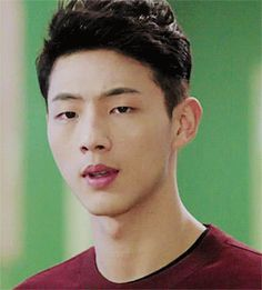 "ji-haesoo: """"He looks so damn fine. "" """