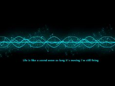 hd sound wave image