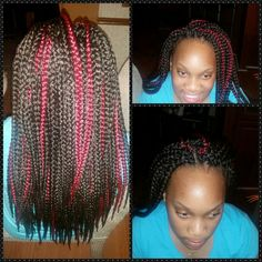 .com : Buy Box Braiding Hair Crochet Braids Hair BOX Braids BOX Braid ...