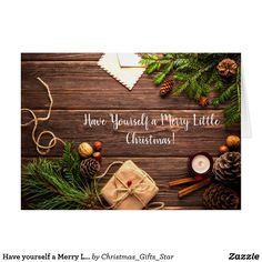 Rustic Merry Christmas Wishes Card - christmas cards merry xmas family party holidays cyo diy greeting card Merry Christmas Wishes, Merry Little Christmas, Christmas Quotes, Christmas Greeting Cards, Country Christmas, Christmas Greetings, Christmas Holidays, Merry Xmas, Happy Holidays