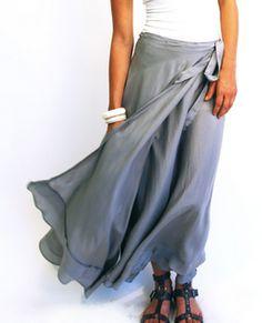 long ballet skirt