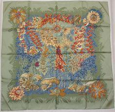 67277684e27a 482 meilleures images du tableau Foulard   Silk scarves, Hermes ...