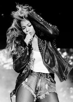 Beyonce On The Run Tour, 2014.