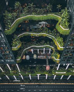Park Royal Singapore by WOHA [1080x1350]