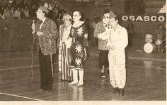 Arrelia , Pimentinha e sua troupe. / Historia do Circo - Grupo Cata-Vento da Alegria