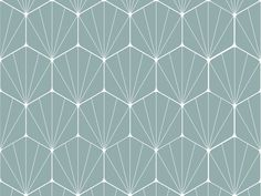 Constellation Greenscale Source by auroreblasco Textile Patterns, Print Patterns, Credence Adhesive, Art Nouveau, Art Deco, Bauhaus Art, Guest Bedroom Office, Design Art, Interior Design