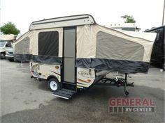 New 2015 Coachmen RV Clipper Camping Trailers 106 Sport Folding Pop-Up Camper at General RV | Orange Park, FL | #120822