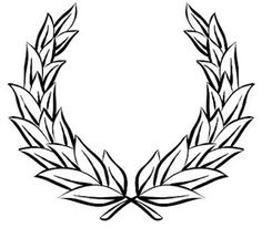 Esta tarde, en la sesión de arte, hemos hecho una corona de laurel muy sencilla de hacer. Nos ha contado la seño Fini el origen de esta coro...