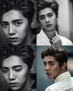 Luhan for Vogue China