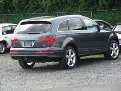 Audi : Q7 quattro 4dr 4.2L