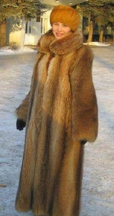 Fox Coat, Mink Fur, Faux Fur, Sexy Women, Furs, Lady, Womens Fashion, How To Wear, Jackets