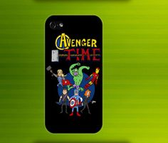 Adventure Time The Avenger case for iPhone 4/4S iPhone 5 Galaxy S2/S3 #iPhonecase #iPhoneCover #3DiPhonecase #3Dcase #S4 #s5 #S5case