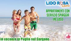 Lido Rosa Rooms | Appartamenti Con Servizio Spiaggia Incluso http://affariok.blogspot.it/
