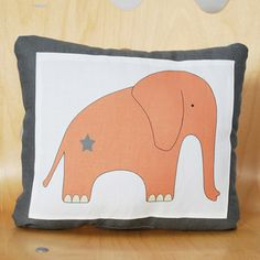 Elephant Pillow Rose now featured on Fab.