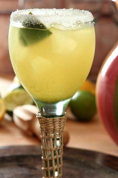 The BEST Fresh Margarita
