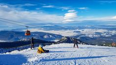 Borovets, Rila mountain (Bulgaria)
