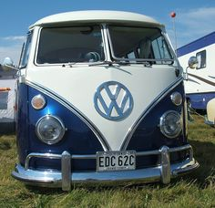 WOODVALE RALLY~V.W. CAMPERVAN. by tommypatto ~ IMAGINE., via Flickr