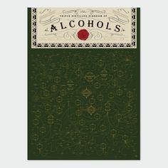 Distilled Diagram of Alcohols
