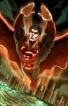 The Man of Steel Superman