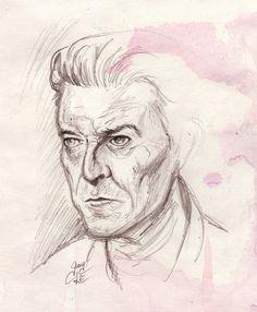 David Bowie tribute.