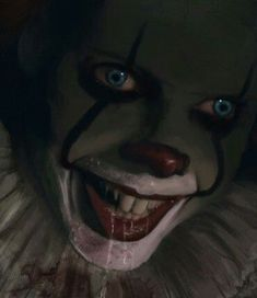 As far as Im concerned there is only one choice for Best Baddie the baddie who encompasses all other baddies. Robert Gray himself Pennywise the Dancing Clown. Le Clown, Creepy Clown, It The Clown, Horror Icons, Horror Art, Horror Movie Characters, Horror Movies, Bill Skarsgard Pennywise, Saint Yves