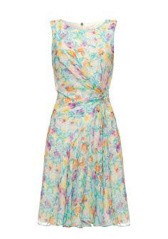 CATALINA PRINT DRESS