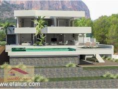 Calpe/calp Vila/Luxury home - For Sale