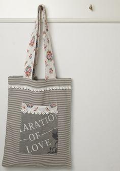 Anne bag of Greengate Teatowels