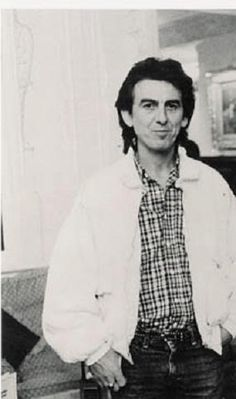 George Harrison (handsome)