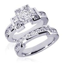 Diamond Engagement/Wedding Ring