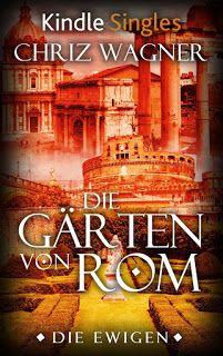 Ka - Sa`s Buchfinder: [Rezension] Die Gärten von Rom - Chriz Wagner