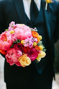 Floral Design: Three Sisters Flowers |Photography: Meg Sexton