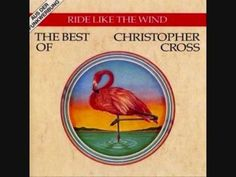 1980 Christopher Cross - Ride Like The Wind This was on his debut self title album.