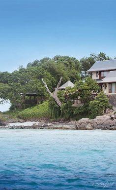 Enchanted Island Resort in Victoria, Seychellen