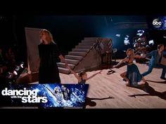 Derek & Julianne Hough Perform Dance About Parents' Divorce on 'DWTS' (VIDEO)