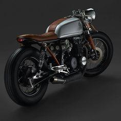 CB650 Honda Cafe Racer - #motorcycle #jointhegentry #ridedapper #caferacer…