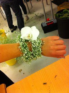Brudepikearmbånd